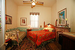 Alec Baldwin suite, La Dauphine Bed and Breakfast, New Orleans