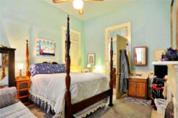 Matisse suite, La Dauphine bed and breakfast, New Orleans